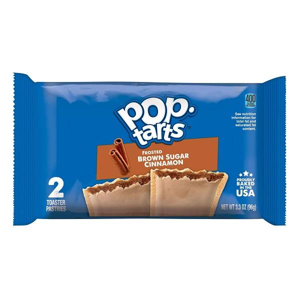 Pop Tarts Brown Sugar Cinnamon 6ct Box thumbnail