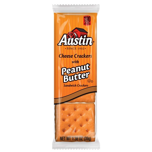 Austin Cheese & PB Crackers thumbnail