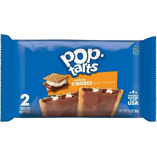 Pop Tarts Frosted S'mores 6ct Box thumbnail