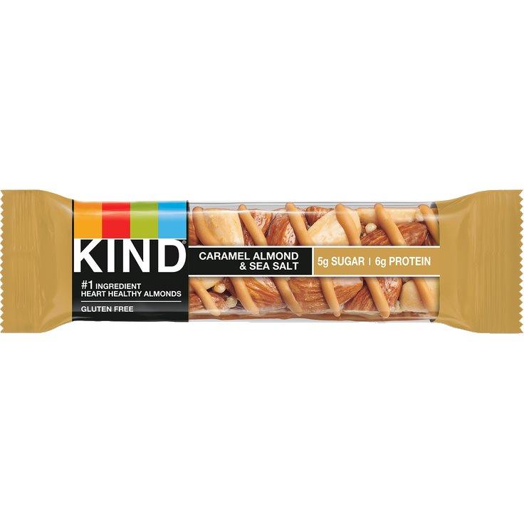 Kind Bar Caramel Almond Sea Salt thumbnail