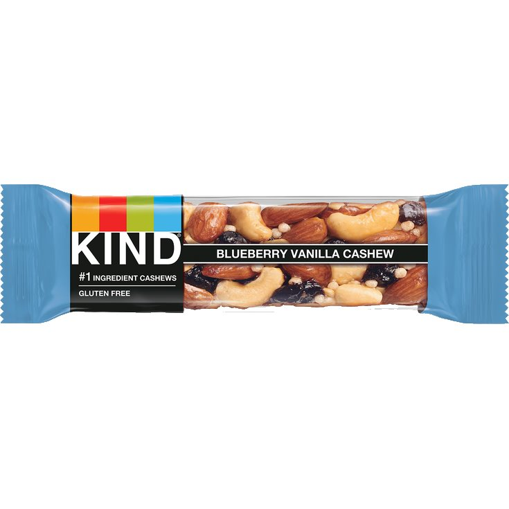 Kind Bar Blueberry Vanilla & Cashew thumbnail