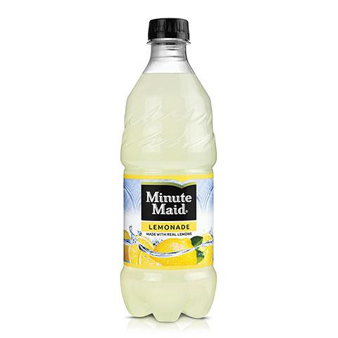 Minute Maid Lemonade 20oz thumbnail