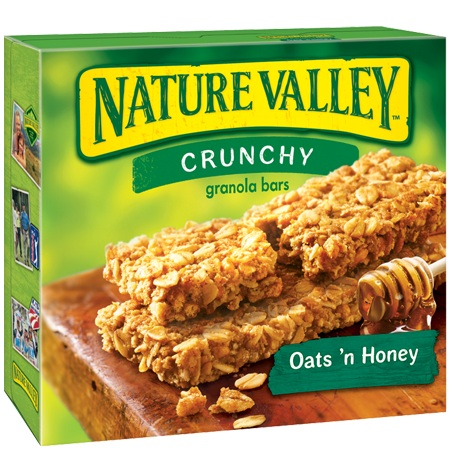 Nature Valley Granola Oats & Honey thumbnail