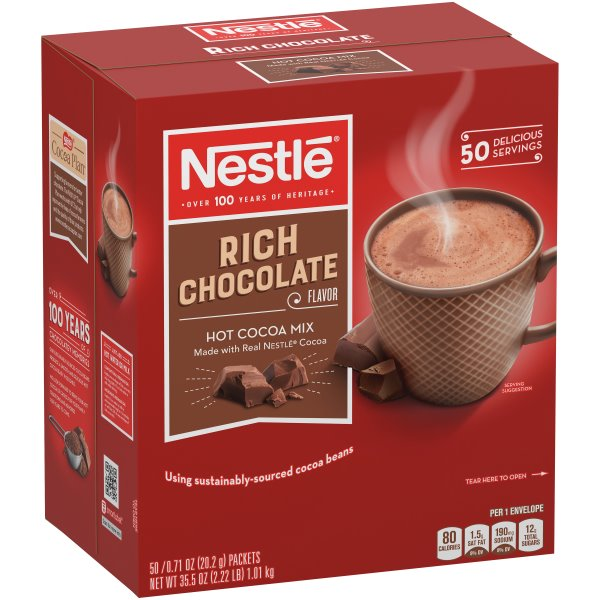Nestle Hot Chocolate thumbnail