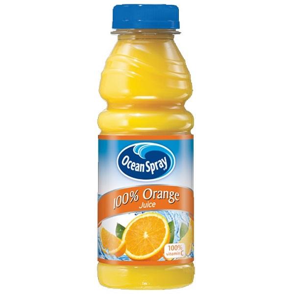 Ocean Spray Orange Juice 15.2oz thumbnail