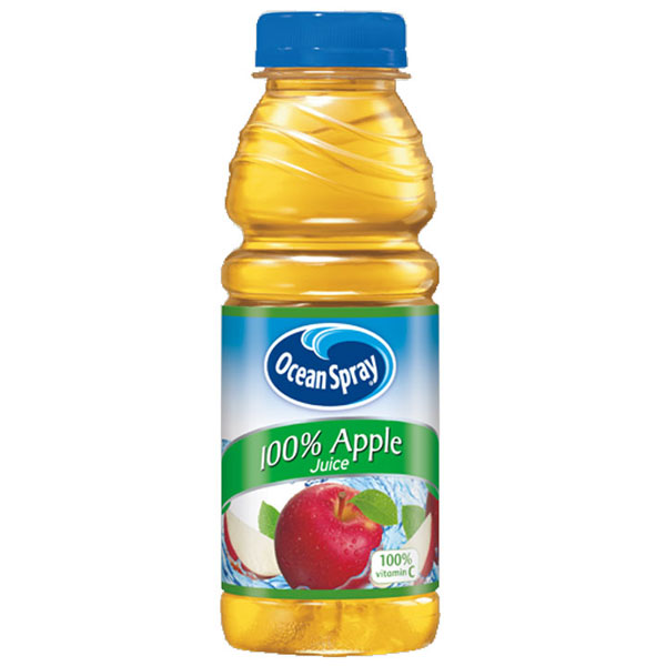 Ocean Spray 100% Apple 15.2oz thumbnail