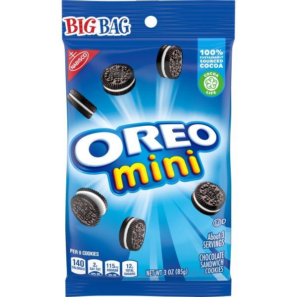 Oreo Mini Bite Size Big Bag thumbnail