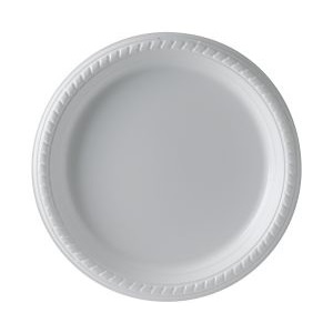 "6"" Foam Plate thumbnail"