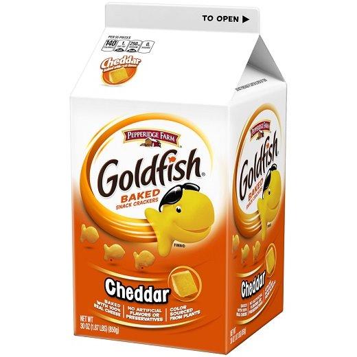 Pepperidge Farm Goldfish 31oz thumbnail