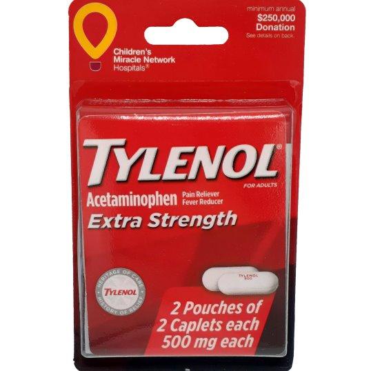 Tylenol Extra Strength thumbnail