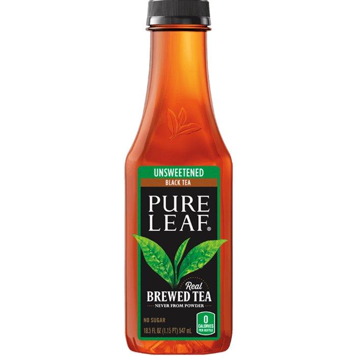 Pure Leaf Unsweetened Tea 18.5oz thumbnail