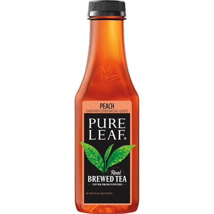 Pure Leaf Peach Tea 18.5oz thumbnail