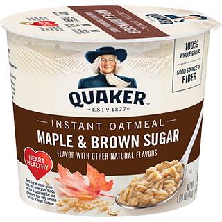 Quaker Oatmeal thumbnail