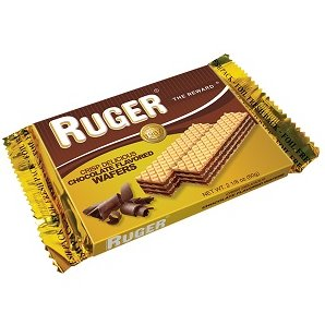 Ruger Chocolate Wafer thumbnail