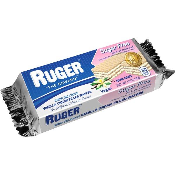 Ruger Vanilla Wafers Sugar-Free thumbnail