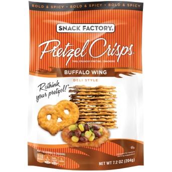 Snack Factory Pretzel Crisp Buffalo Wing thumbnail