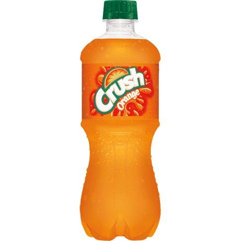 Crush Orange 20oz thumbnail