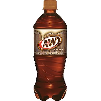 A&W Root Beer 20oz thumbnail