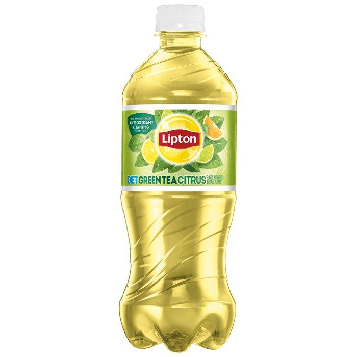 Lipton Diet Green Tea 20 oz thumbnail