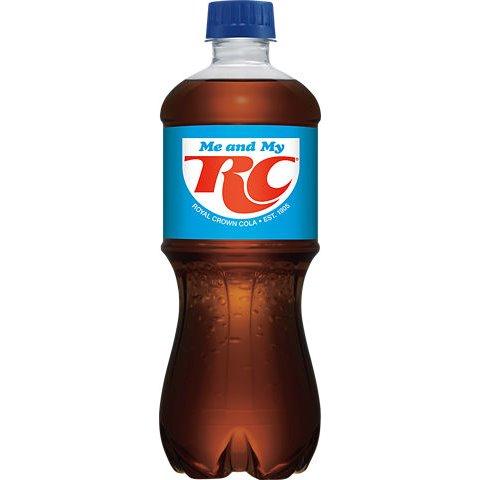 Royal Crown Cola 20oz thumbnail