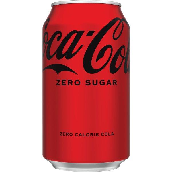 Coke Zero 12oz thumbnail