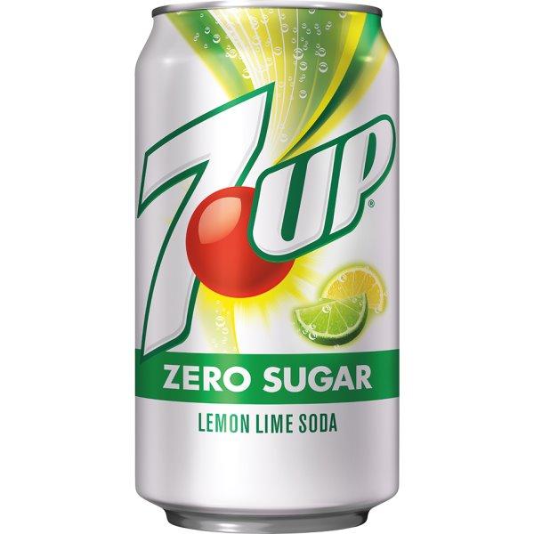 7UP Zero 12oz thumbnail