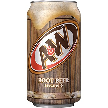 A&W Root Beer 12oz thumbnail