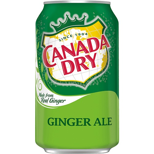 Canada Dry Ginger Ale 12oz thumbnail