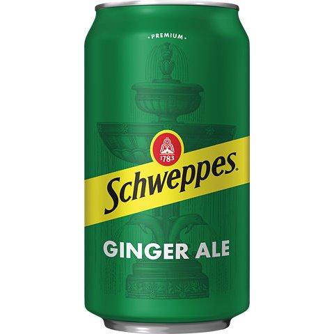Schweppes Ginger Ale 12oz thumbnail