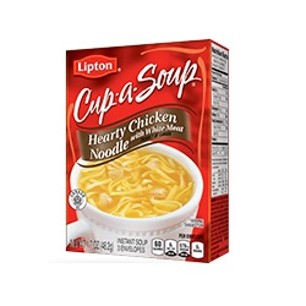 Lipton Hearty Chicken Soup thumbnail