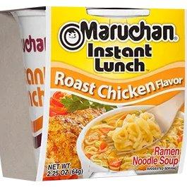 Maruchan Roast Chicken Flavor 2.25oz thumbnail