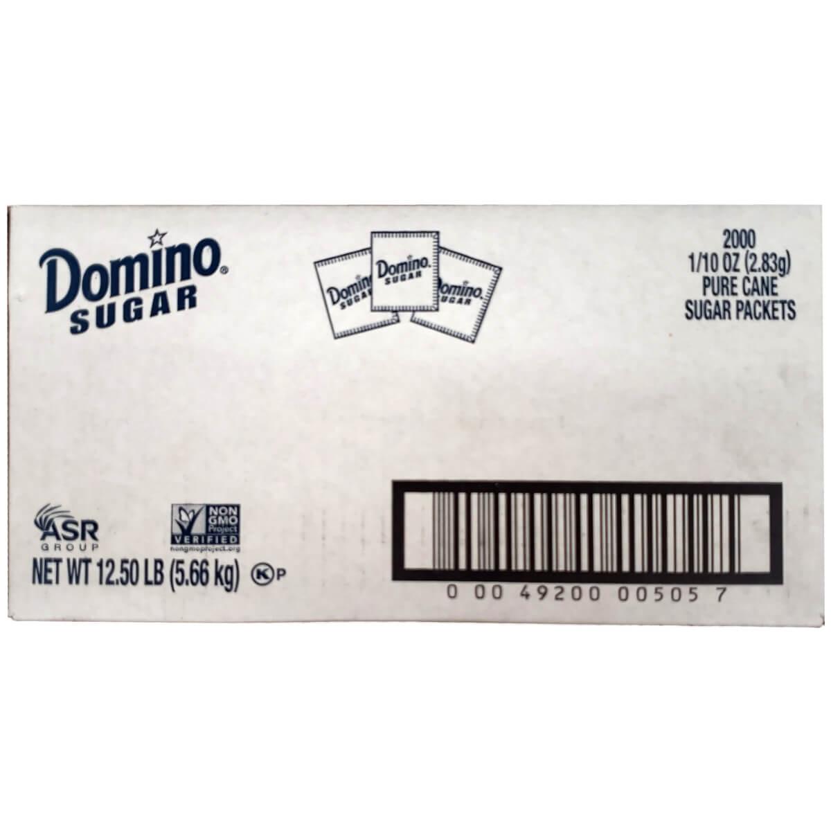 Domino Sugar Packets thumbnail