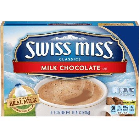 Swiss Miss Hot Chocolate 50ct thumbnail