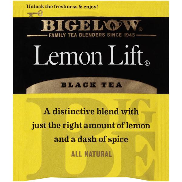 Bigelow Tea Lemon Lift Bag 28ct thumbnail