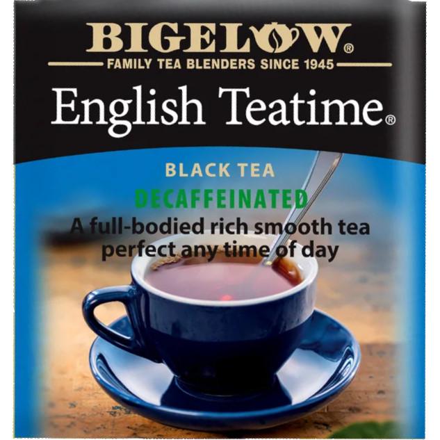 Bigelow English Decaf 28 ct thumbnail