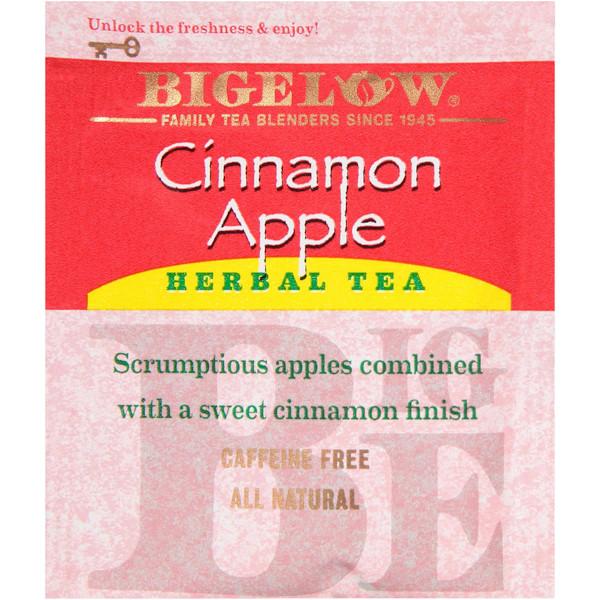 Bigelow Apple Cinnamon 28 ct thumbnail