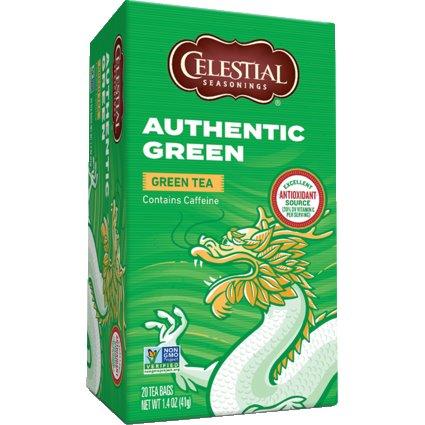 Celestial Authentic Green Tea 25 ct thumbnail