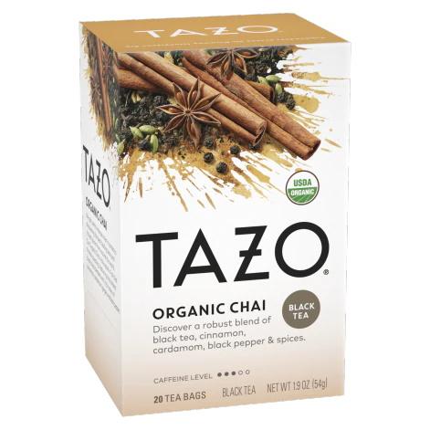 Tazo Organic Chai Spice 20 ct thumbnail