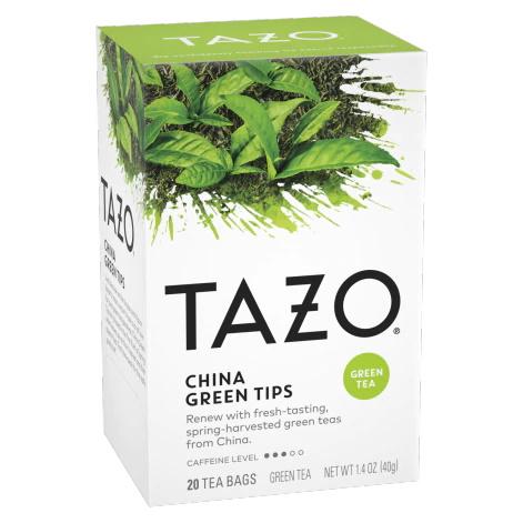 Tazo China Green Tips 6/24ct thumbnail