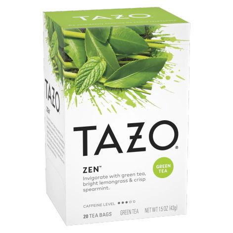 Tazo Zen Green Tea 20 ct thumbnail