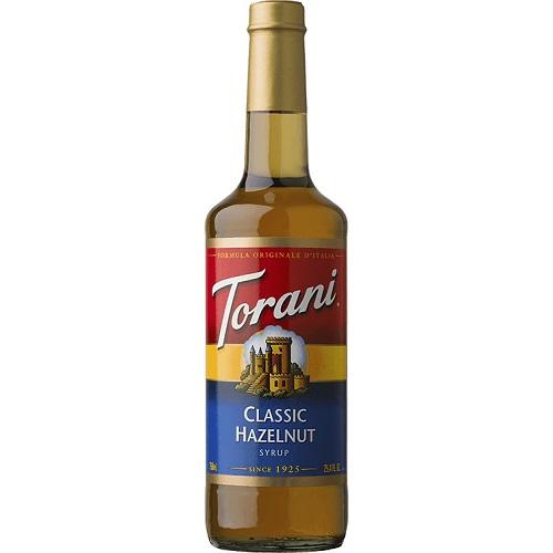 Torani Hazelnut 750ml thumbnail