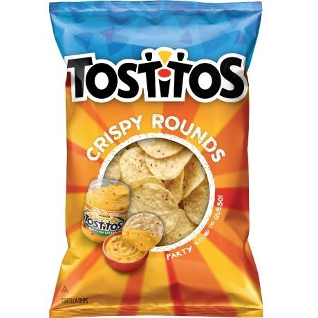 Tostitos Crispy Rounds 3oz thumbnail