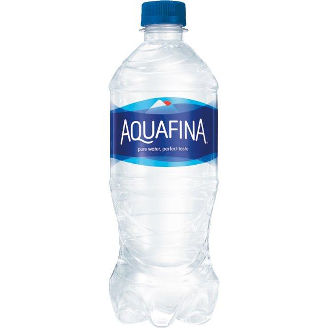 Aquafina Water 20oz Bottle thumbnail
