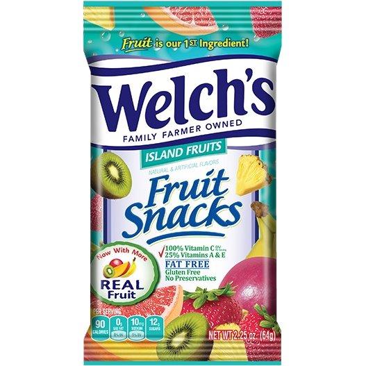 Welch Island Fruit Snacks thumbnail