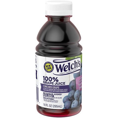 Welch's Grape Juice 10oz thumbnail