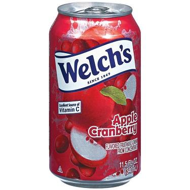 Welch's Apple Cranberry 11.5 oz thumbnail