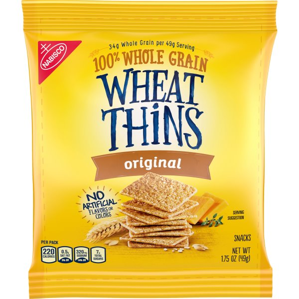Wheat Thins 1.75oz thumbnail