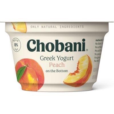 Chobani Greek Yogurt Peach thumbnail