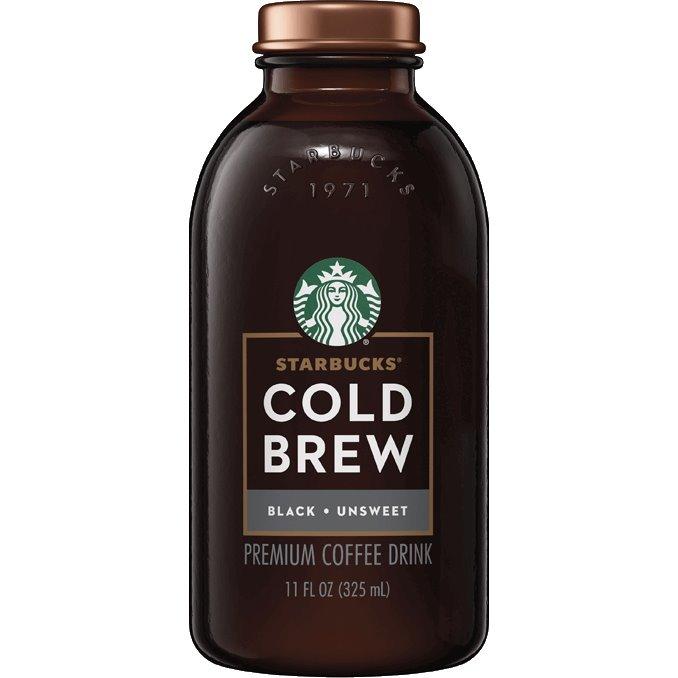 Starbucks Cold Brew 12pk thumbnail