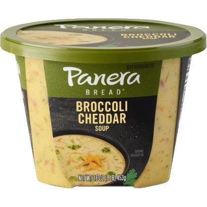Panera Broccoli Cheddar Soup thumbnail